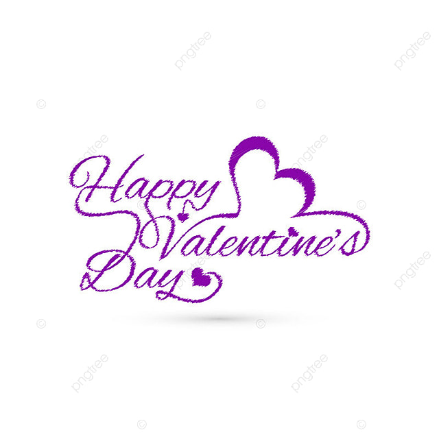 Abstract Happy Valentine S Day Text Design Background Abstract