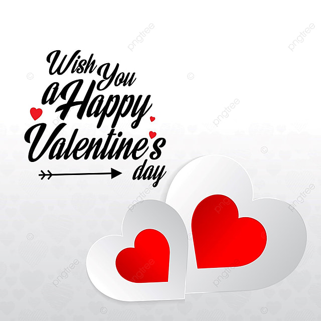 Wish You A Happy Valentine S Day Card Day Valentine Valentines