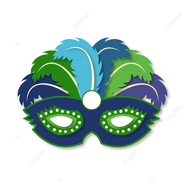 Carnival Mask Vector Isolated PNG And Copyright Complaint Download The Free
