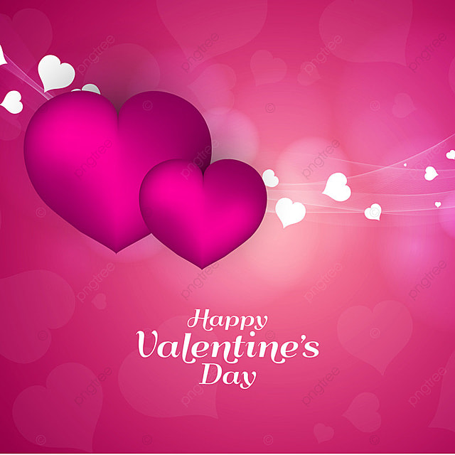 Abstract Happy Valentine\'s day background, Abstract, Background ...