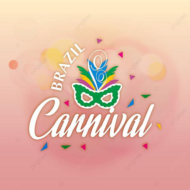 le carnaval carte avec lumi u00e8re fond rose f u00eate foraine contexte partie png et vecteur pour