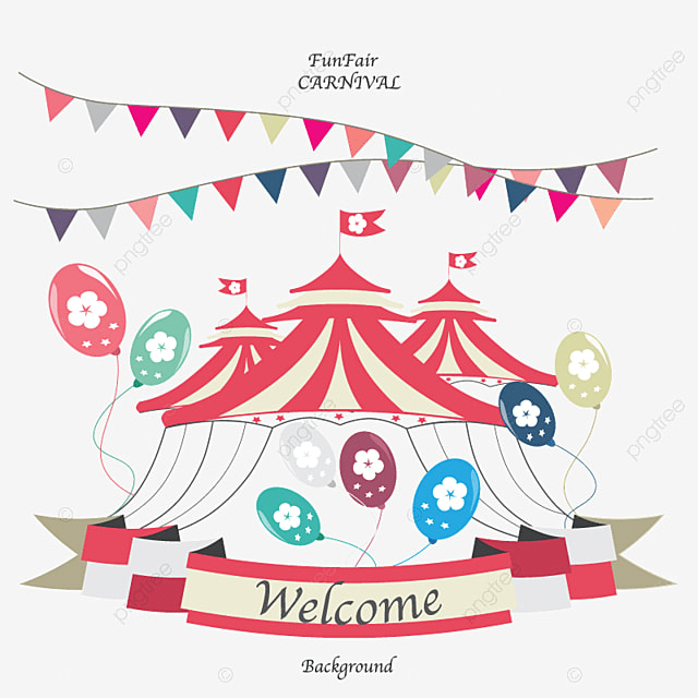carnival background background clipart background funfair png and
