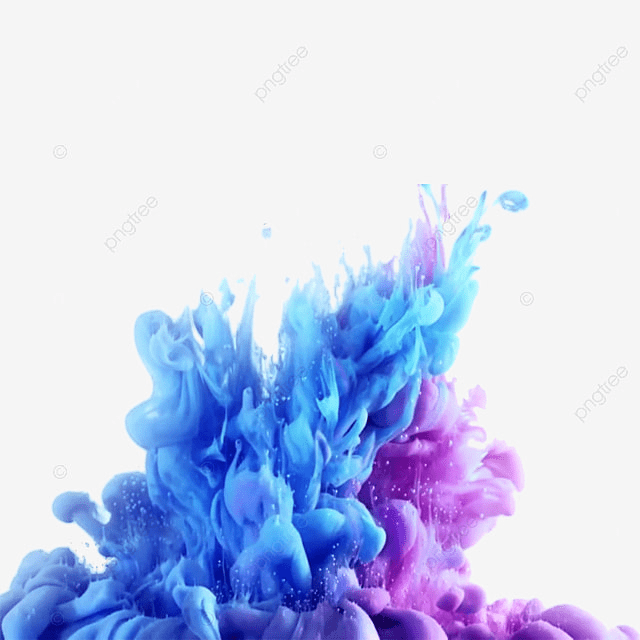 awesome colorful ink in water ink colourful ink marks png and psd