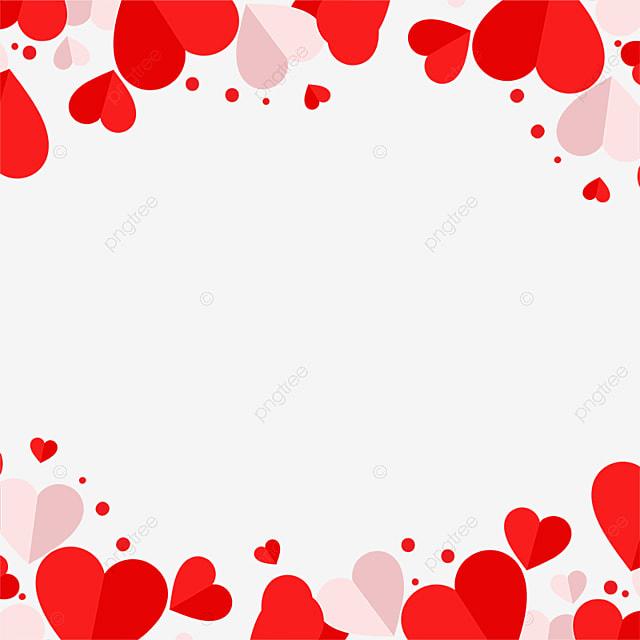 vermelho e cor de rosa cora u00e7 u00e3o vector frame png cora u00e7 u00e3o