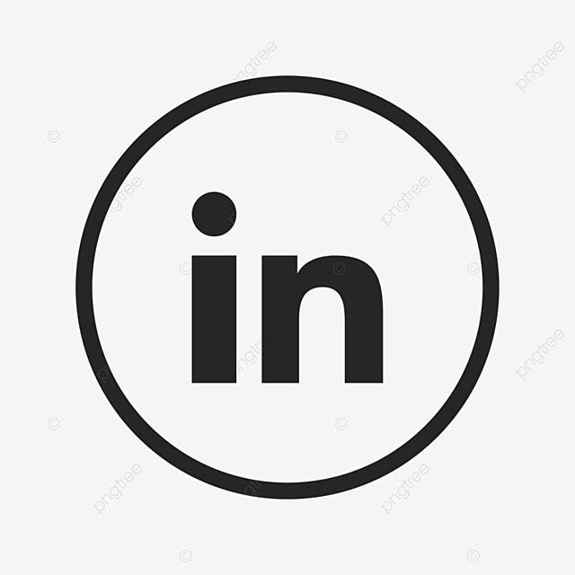 Linkedin Icono, Linkedin, Vinculadas, En PNG y Vector para Descargar Gratis    Pngtree