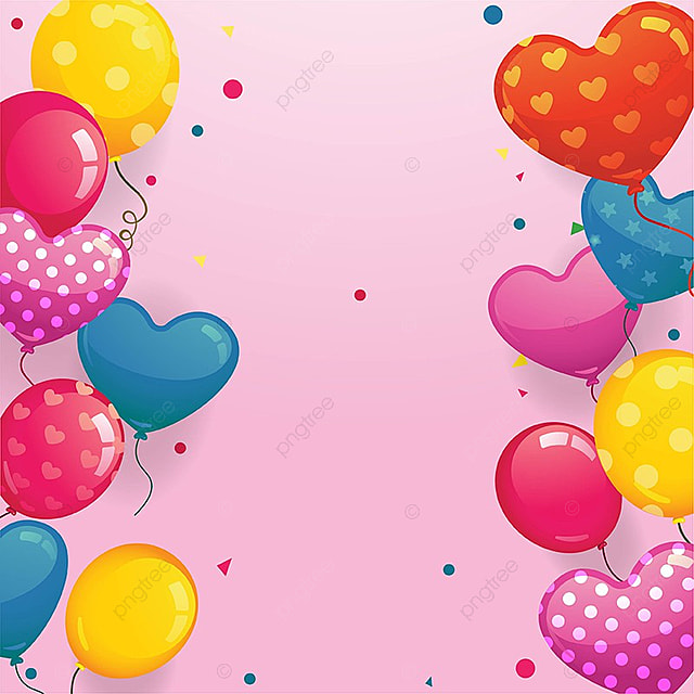 Birthday Card Background Birthday Card Invitation Png And Vector