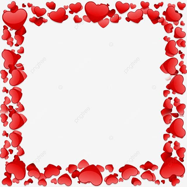 beautiful heart frame beautiful heart vector heart frame