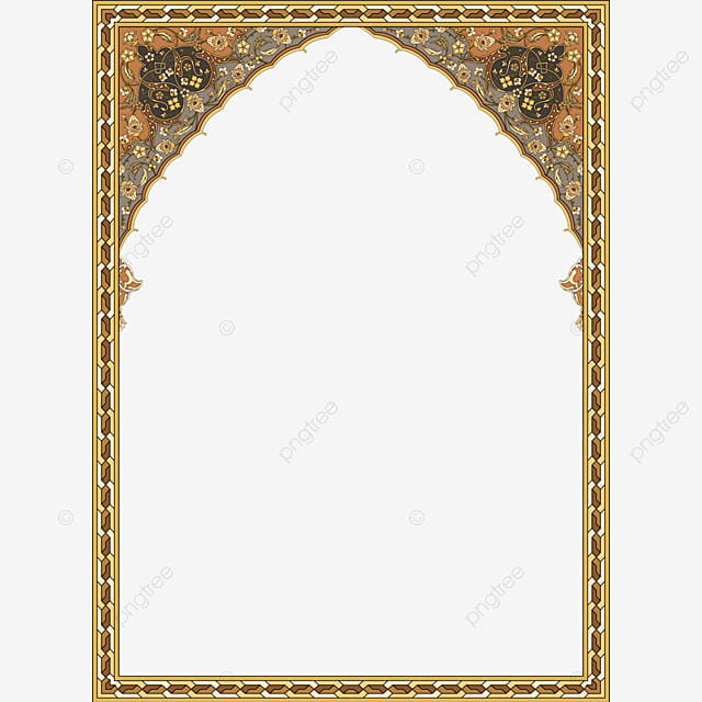 Islamic Frame Png, Vector, PSD, and Clipart With ...