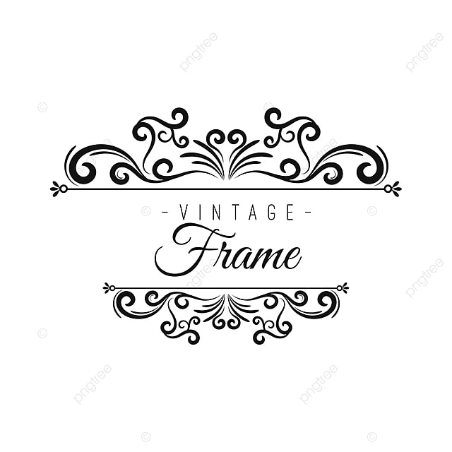 Vintage Frame, Frame, Vintage, Frames PNG and Vector for Free Download