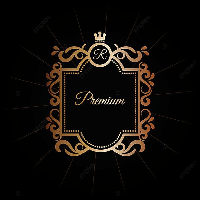 77c2878c46b Elegant Golden Frame