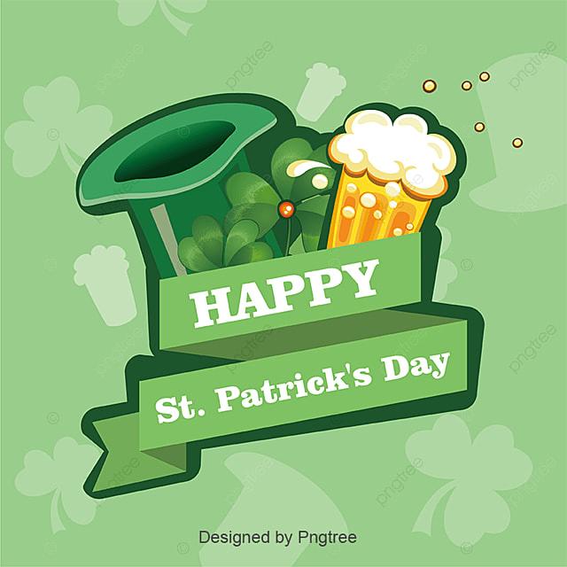 st.patrick 'jour, Irlande, GreenPNG et vecteur