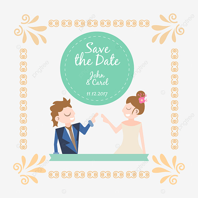 Vector wedding invitation free download awesome graphic library cute couple wedding invitation wedding wedding invitation png and rh pngtree com wedding invitation vector graphics free download wedding invitation design stopboris Gallery