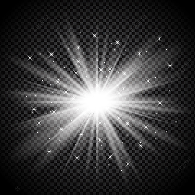 Starburst On Transparent Background 0609 Abstract