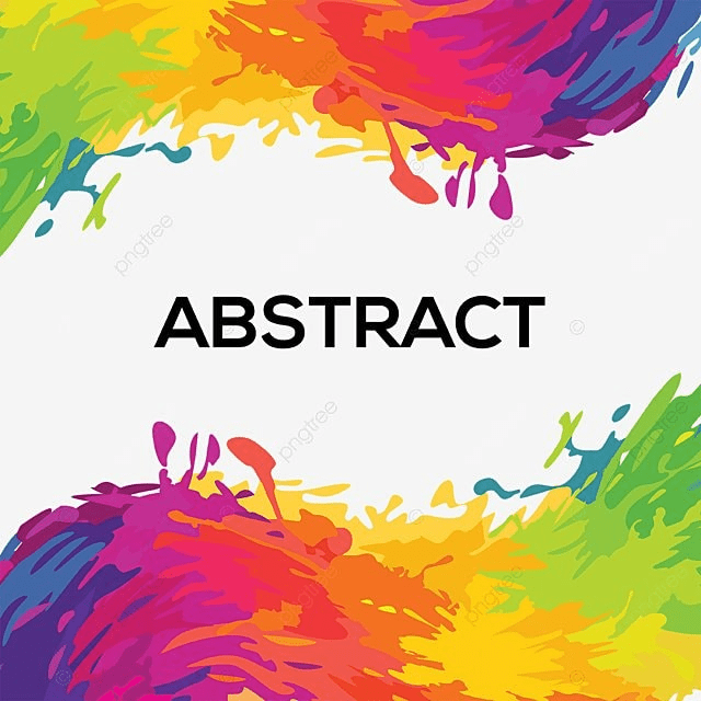 Abstract Festival Color Background, Abstract, Party PNG