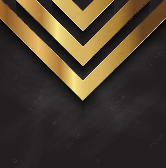 Abstract Gold Design Quadro Textura 2 Quadro Negro Vector