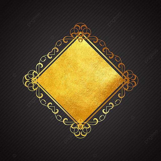 Gold And Black Background 1207 Background Pattern