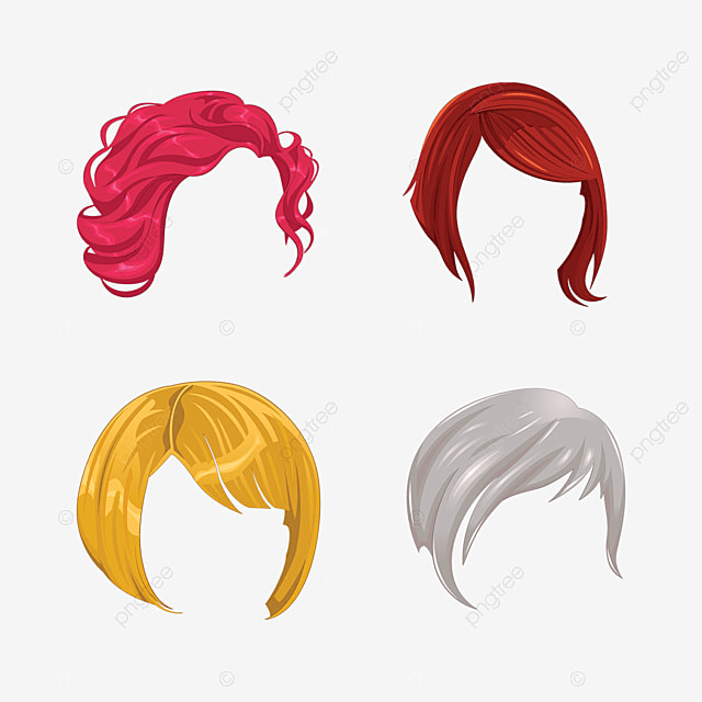 Hair Psd Free Download: Hair Png, Vector, PSD, And Clipart With Transparent