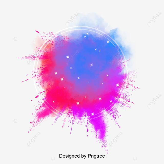 Colorful Splatter Paint Vector, Splatter, Paint, Splash ...