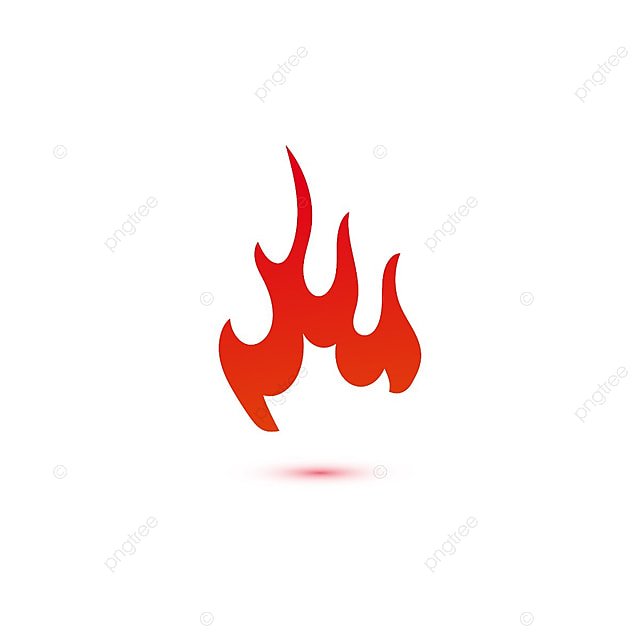Fire and flames logo graphic template, Design, Fire, Graphic PNG and