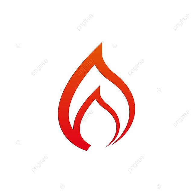Feuer Und Flammen Logo Grafische Vorlage, Design, Feuer, Grafik PNG ...