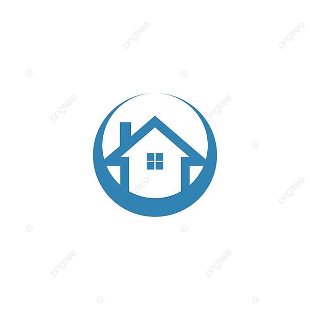 inmuebles casa logo template estate design house png y