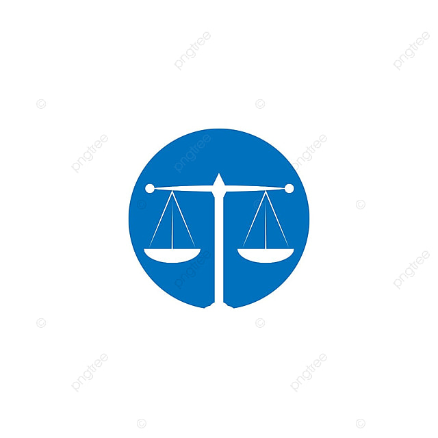 attorney at law logo and icon template vector law logo lawyer png