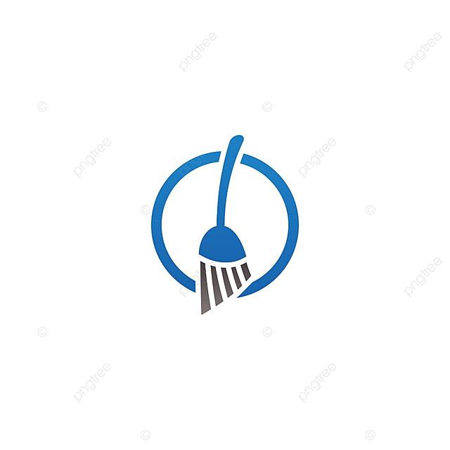 logo et mod u00e8le de service de nettoyage logo vecteur
