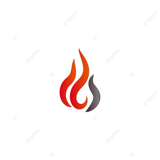 fogo e chamas logotipo modelo vector 237cone chamas fogo