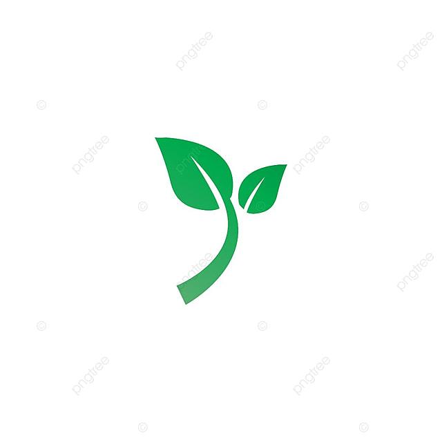 foto de Green Leaf Logo Icon Design Template Vector Green Leaf