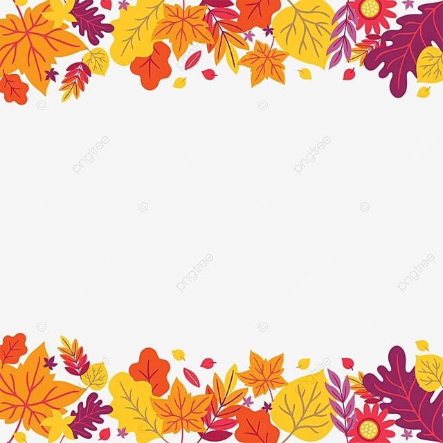 Image De Vecteur Transparente Fleurs Automne Clipart Automne L Automne Fleurs Png Et Vecteur Pour Telechargement Gratuit