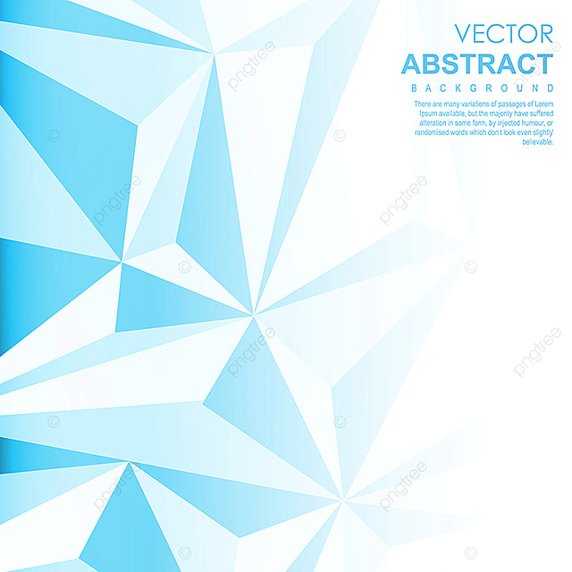 Geometric Vector Abstract Background Illustration Background