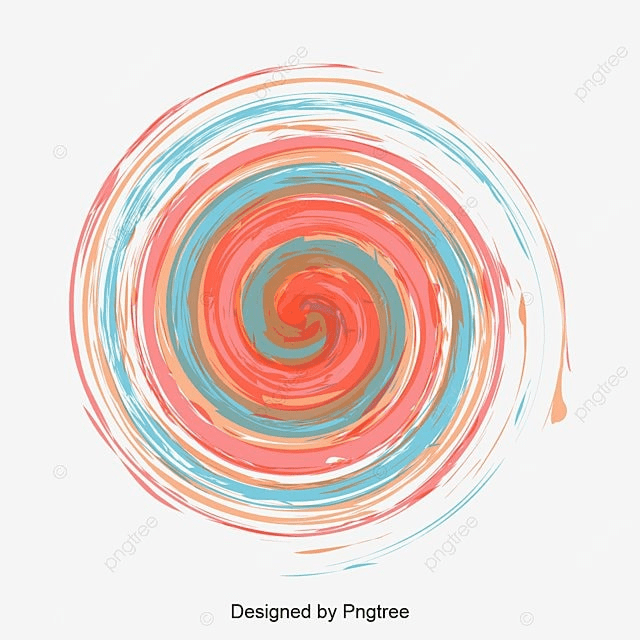 Abstract Circle Vector Graphic Design, Abstract, Circular