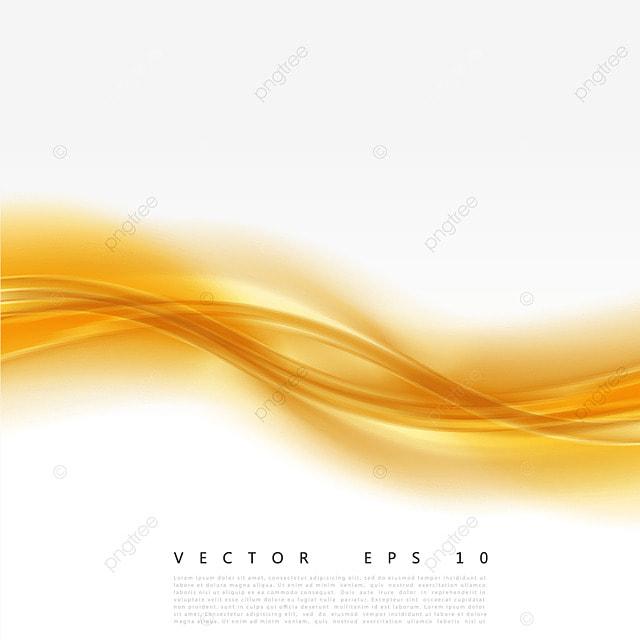 vector beautiful gold satin template brochure design  gold