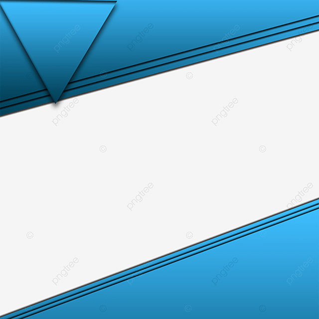 Blue Attractive Banner 3d Psd Png Template Banner Website Graphic