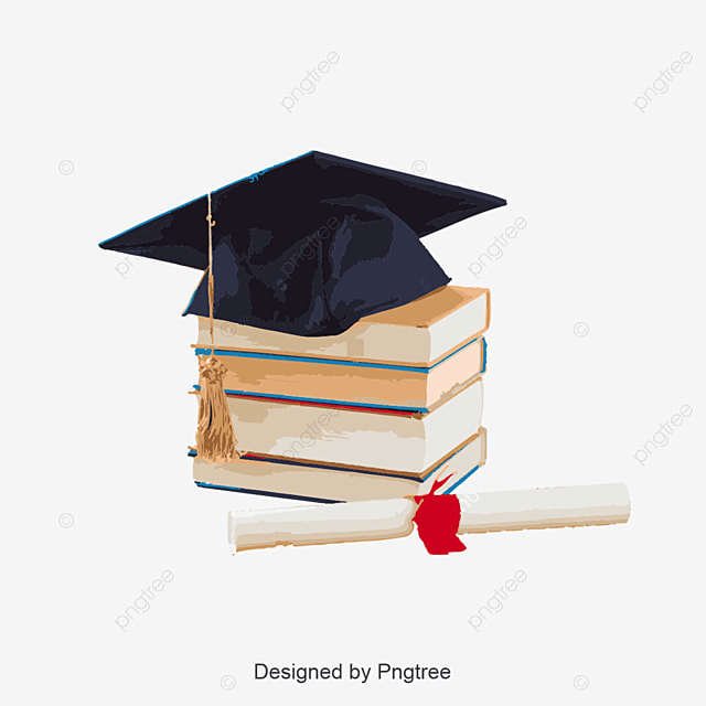 Graduation Hat And Book, Graduation, University, School ...
