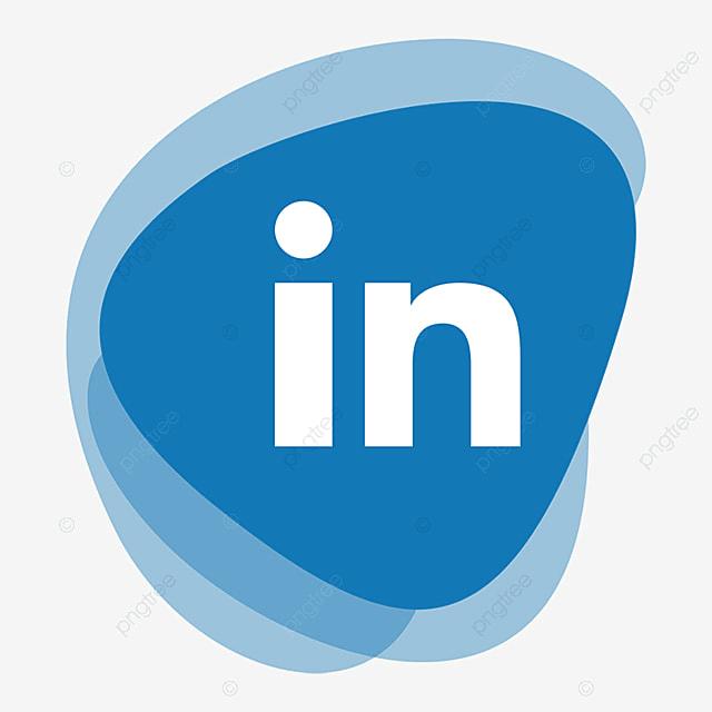 ic u00f4ne logo linkedin sociaux m u00e9dias ic u00f4ne png et vecteur