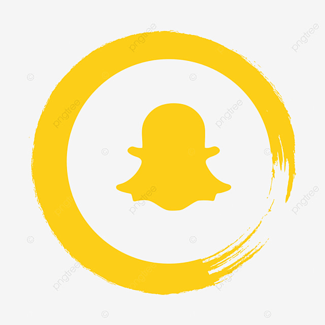 ic u00f4ne de snapchat logo sociaux m u00e9dias ic u00f4ne png et vecteur