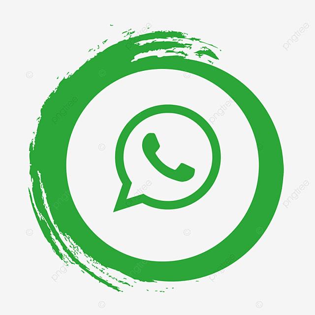 icono de whatsapp logo sociales medios de comunicaci243n