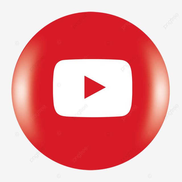 YouTube Logo Icon Social Media Icon Set PNG e vetor para ...