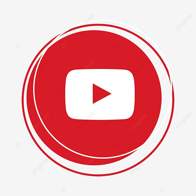 YouTube Logo Icono, Sociales, Medios De Comunicación, Icon PNG y ...