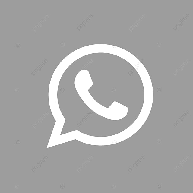 Image result for whatsapp icon white png