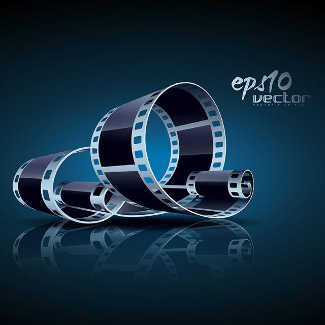 vetor rolo de filme 35mm 3d arte png e vetor para download