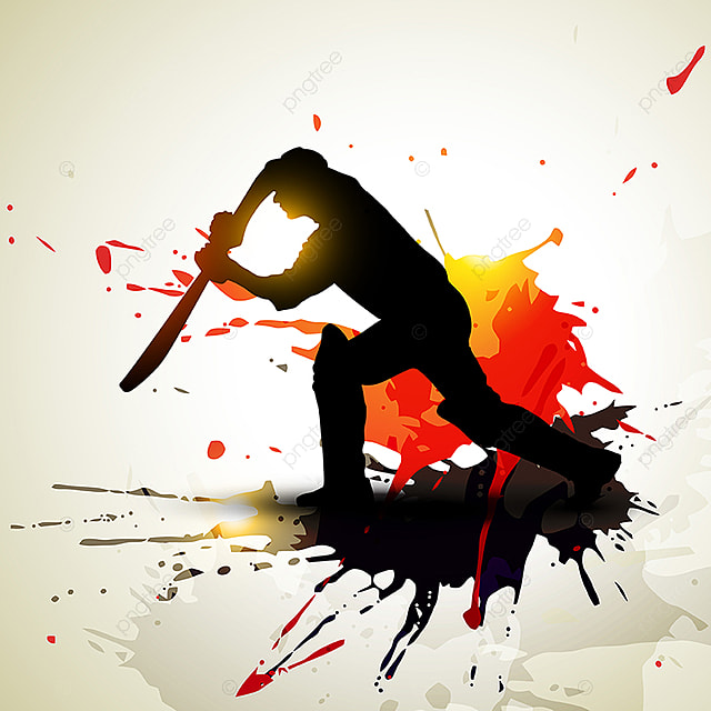 Abstract Cricket Background, Abstract, Artistic, Artwork