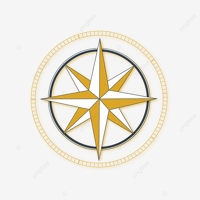 golden circle compass vector compass direction sunset png and