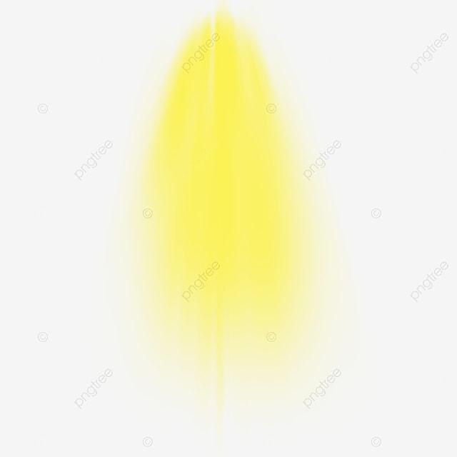 Yellow Sunlight Beam Psd Light Effect, Light Png For Picsart