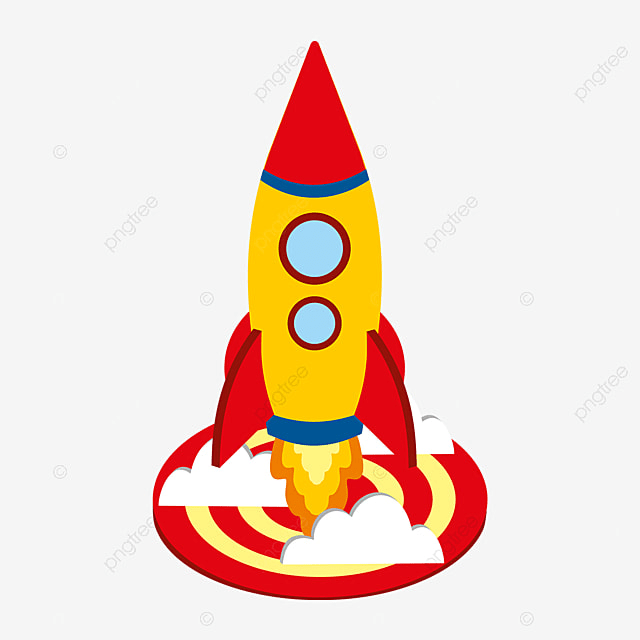 Rocket Launch Png, Vectors, PSD, And Clipart For Free