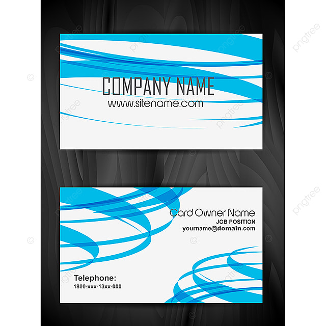 Attractive Business Card Design Business Card Print Png And