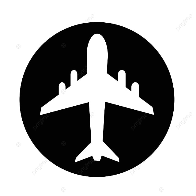 Airplane Icon Airplane Icons Air Aircraft Png And Vector With