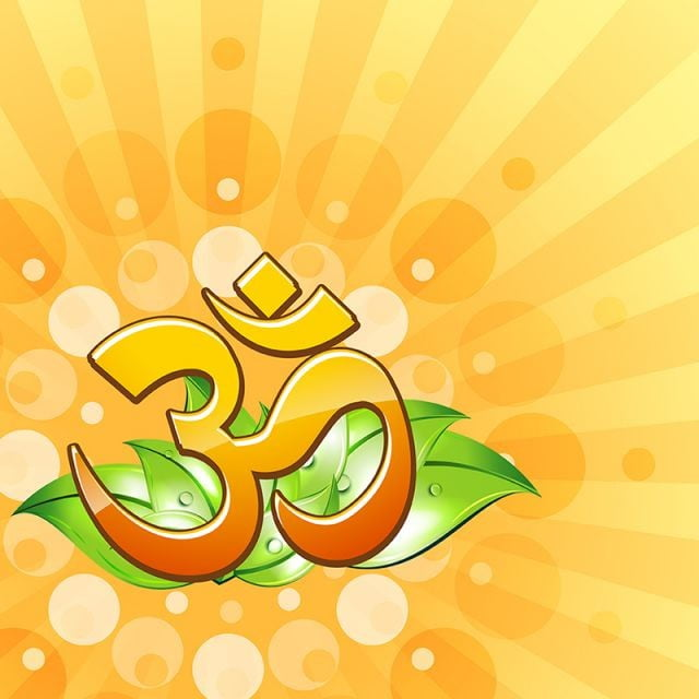 Om Symbol Design Art Artistic Aum Png And Vector For Free Download