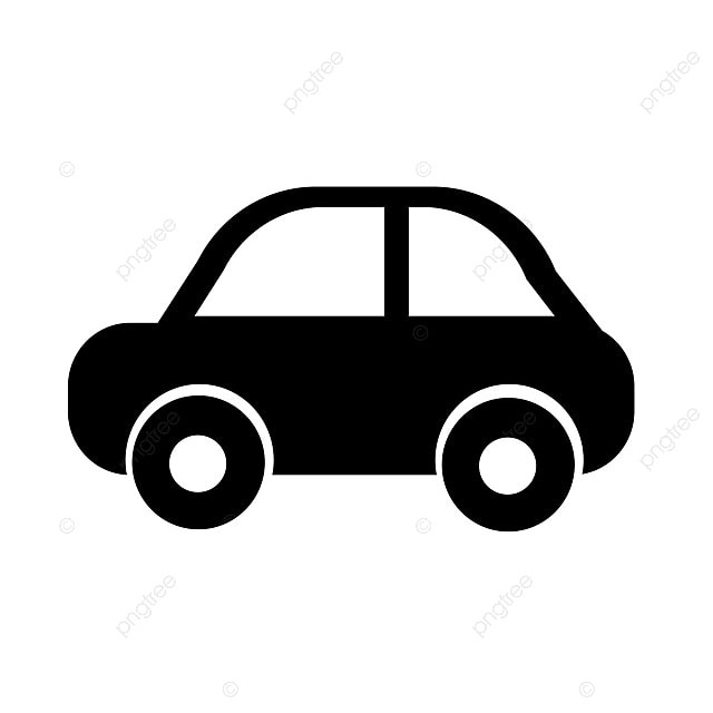 car icon sign  abstract  auto  automobile png and vector